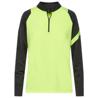 Nike Team Academy 20 Drill Top - Women's - Light Green