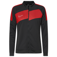 Nike Team Academy 20 Jacket - Women's - Black / Red