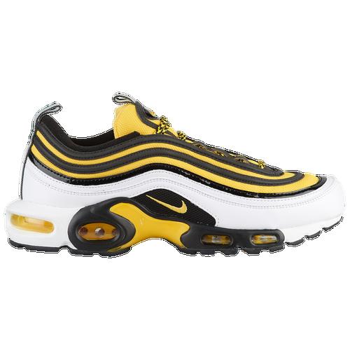 731aea07f27 Nike Air Max Plus   97 - Men s - Casual - Shoes - White Tour Yellow Black