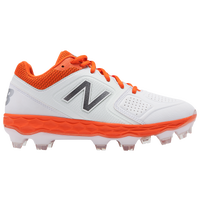New Balance SPVELOv1 TPU Low - Women's - White / Orange