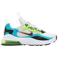 Nike Air Max 270 RT - Boys' Preschool - White / Blue