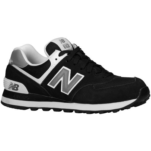 new balance 574 womens black