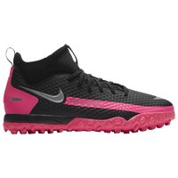 Nike Phantom GT Academy DF TF - Boys' Grade School - Black