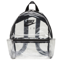 Nike Just Do It Mini Backpack - Youth - Clear
