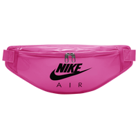 Nike Heritage Clear Hip Pack - Pink