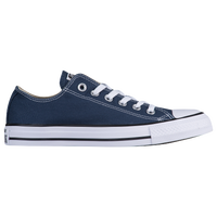 Converse All Star Low Top - Women's - Navy / White
