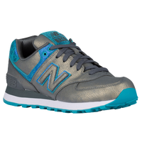 womens new balance 574 blue