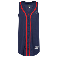 Champion Mesh Baseball Dress - Women's - Navy