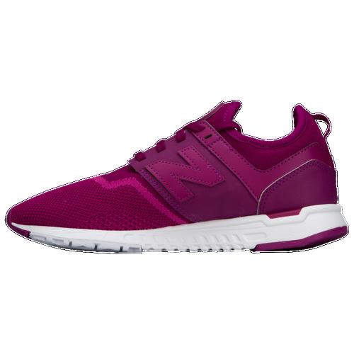 womens new balance 247 purple