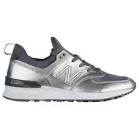 new balance rose metallic