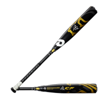 DeMarini CF Zen USSSA Baseball Bat - Grade School - Black