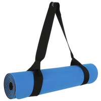 Capelli Yoga Mat Carry Strap - Blue