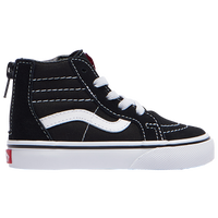 5b24ac2dd8 FREE Shipping. Vans SK8-Hi - Boys  Toddler - Black   White