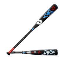 DeMarini Voodoo USA Baseball Bat - Grade School - Black