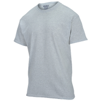 Gildan Team 50/50 Dry-Blend T-Shirt - Boys' Grade School - Grey / Grey