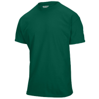 Gildan Team 50/50 Dry-Blend T-Shirt - Boys' Grade School - Dark Green / Dark Green