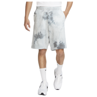 Nike Dye FT Shorts - Men's - Off-White