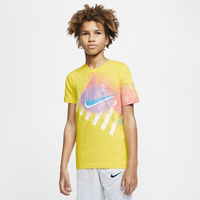 Nike Kyrie 90's T-Shirt - Boys' Grade School - Yellow
