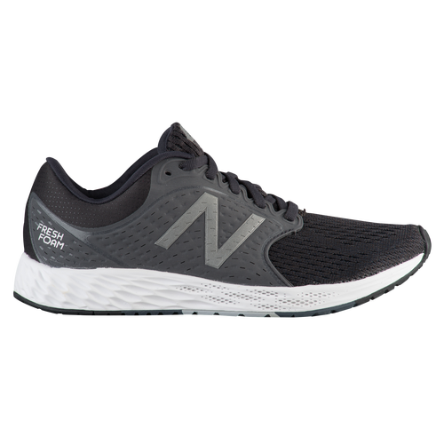 New Balance Fresh Foam Zante V4 - Women's Running Shoes - Black/Phantom/Silver Metallic ZANTBK4D